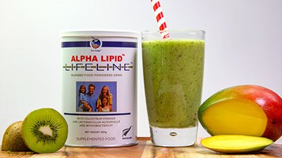 Spinach Kiwifruit Smoothie Video Thumnail - New Image International