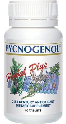 Product image: Pycnogenol Herbal Plus