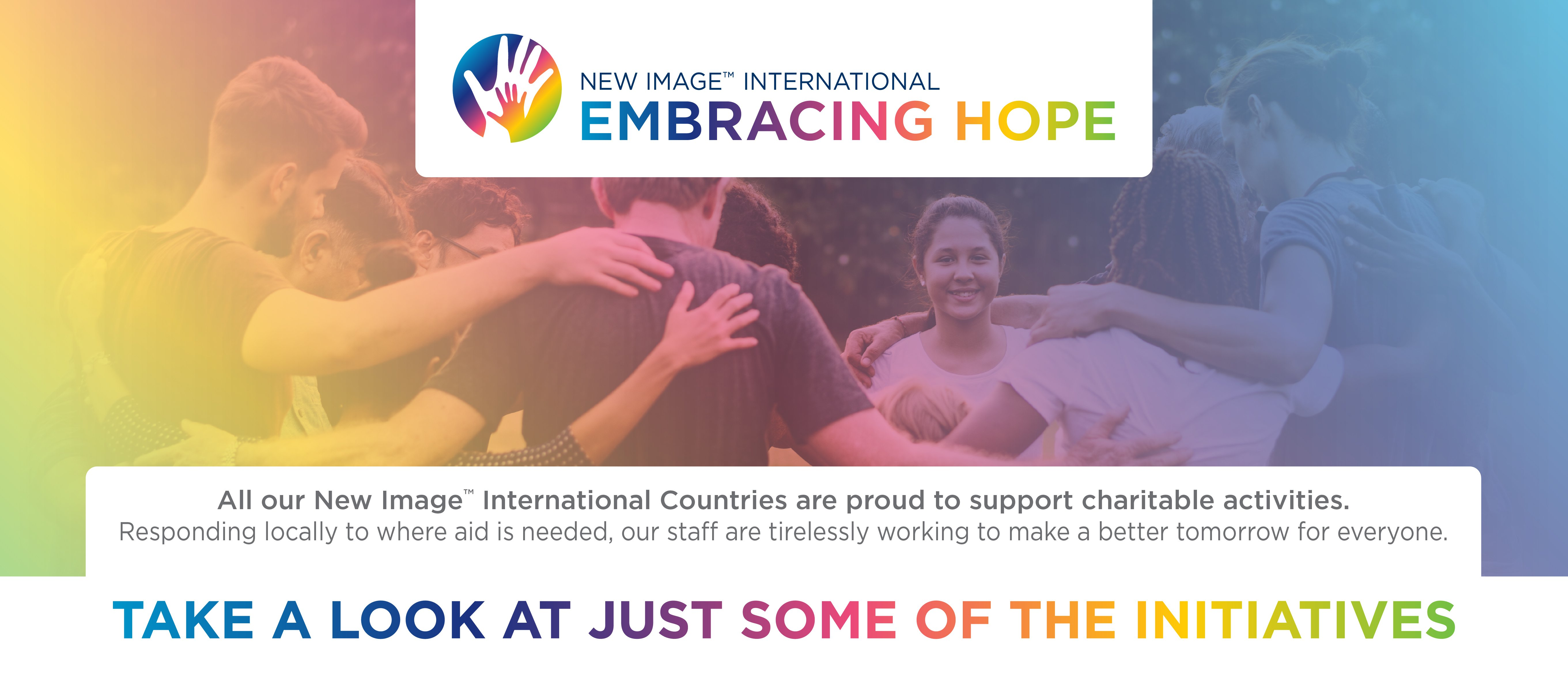 New_Image™ International | Embracing Hope