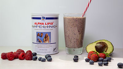 Purple Passion Smoothie Video Thumnail - New Image International