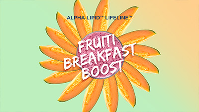 Fruitilicious Breakfast Boost Smoothie Video Thumnail - New Image International