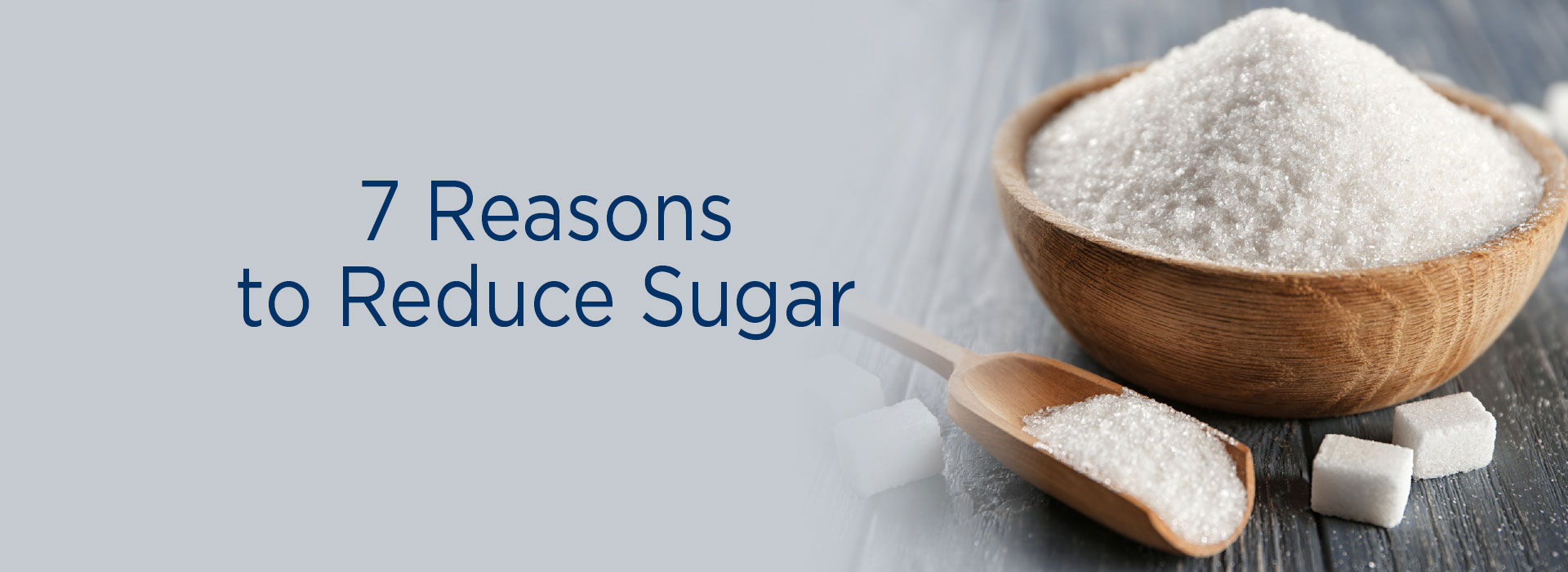 New Image International: 7 Reasons to Reduce Sugar