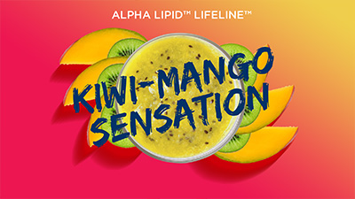Kiwi Mango Sensation Smoothie Video Thumnail - New Image International