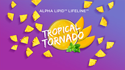 Tropical Tornado Smoothie Video Thumnail - New Image International